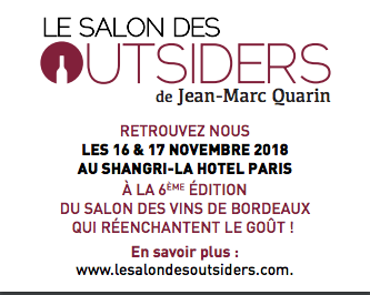 Salon des Outsiders du guide Quarin