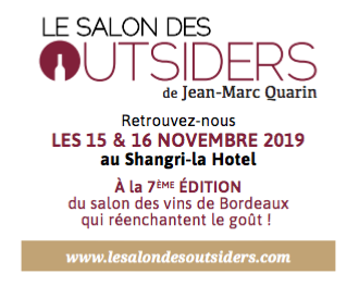 Salon des Outsiders de Jean-Marc Quarin